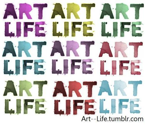 Health And Life Through Art